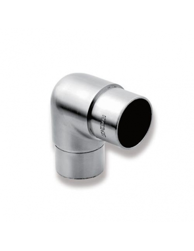 Coude 90° - support ⌀ 42.4 mm